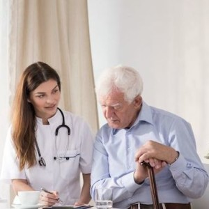 Medicare in-home healthcare services