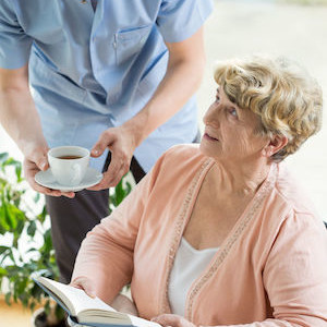 In-home care for seniors